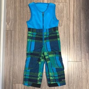 Columbia Omni-shield Ski Pants size 3T